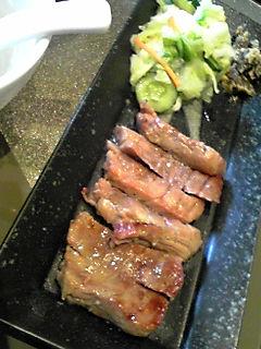 牛たん定食☆食べくらべ